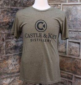 Castle & Key Logo Tee