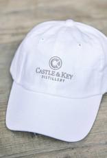 Castle & Key Cotton Logo Hat