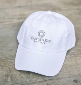 Castle & Key Cotton Logo Hat