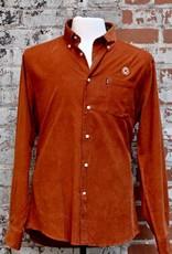 Barbour Barbour Morris Shirt Dark Clay