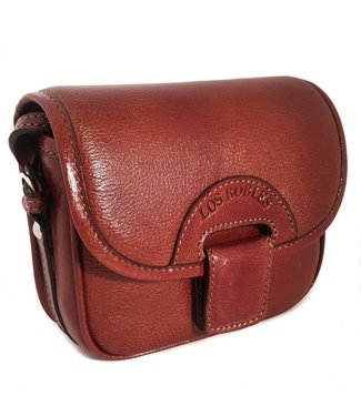 Los Robles Polo Time Leather Cross Body Bag