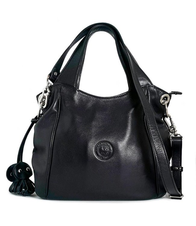37146dbb98 ... Los Robles Polo Time Cow Leather Shoulder Handbag with Detachable  Shoulder new concept 60d19 451e2 . ...