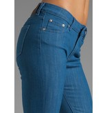 Naked & Famous The Skinny - Rich Blue Stretch -
