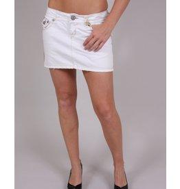 Laguna Beach Salt Creek White Mini Skirt -