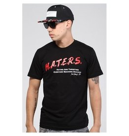 JBon Clothing Co. Haters T-Shirt - Black -