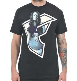 Famous Stars & Straps Hey Baby Hey BOH T-Shirt - Black -