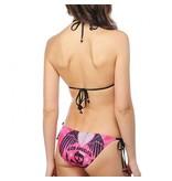 Affliction Broken Heart Bikini Top