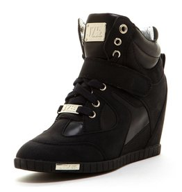 J75 Shoes Adele- Black-