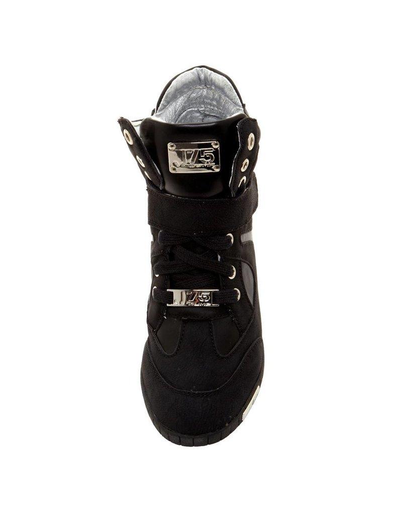J75 Shoes Adele- Black-