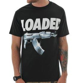 Mafioso Loaded T-Shirt - Blk/Silver