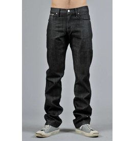 Naked & Famous Slimguy Black Selvedge