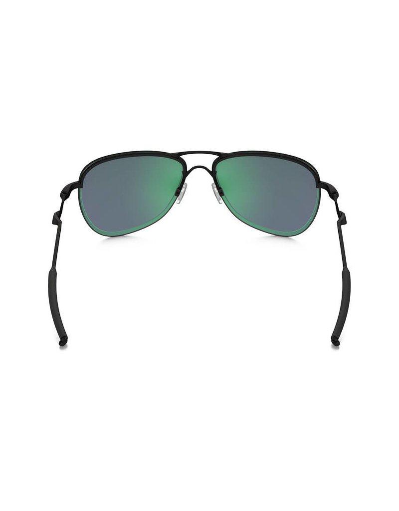 Oakley Tailpin Satin Black/Jade Iridium