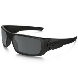 Oakley Crankshaft - Matte Black/Black Iridium Polarized