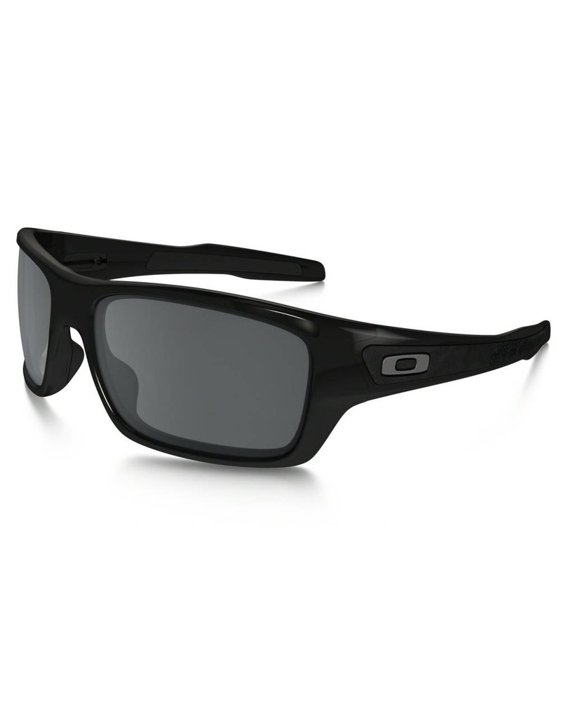 Oakley Turbine - Polished Black/Black Iridium