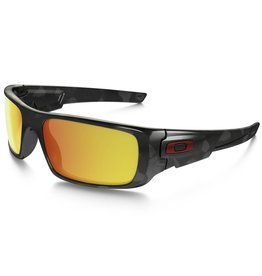 Oakley Crankshaft - Shadow Camo/Fire Iridium