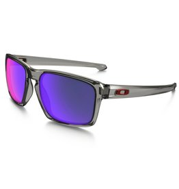Oakley Sliver - Grey Smoke/Positive Red Iridium Polarized