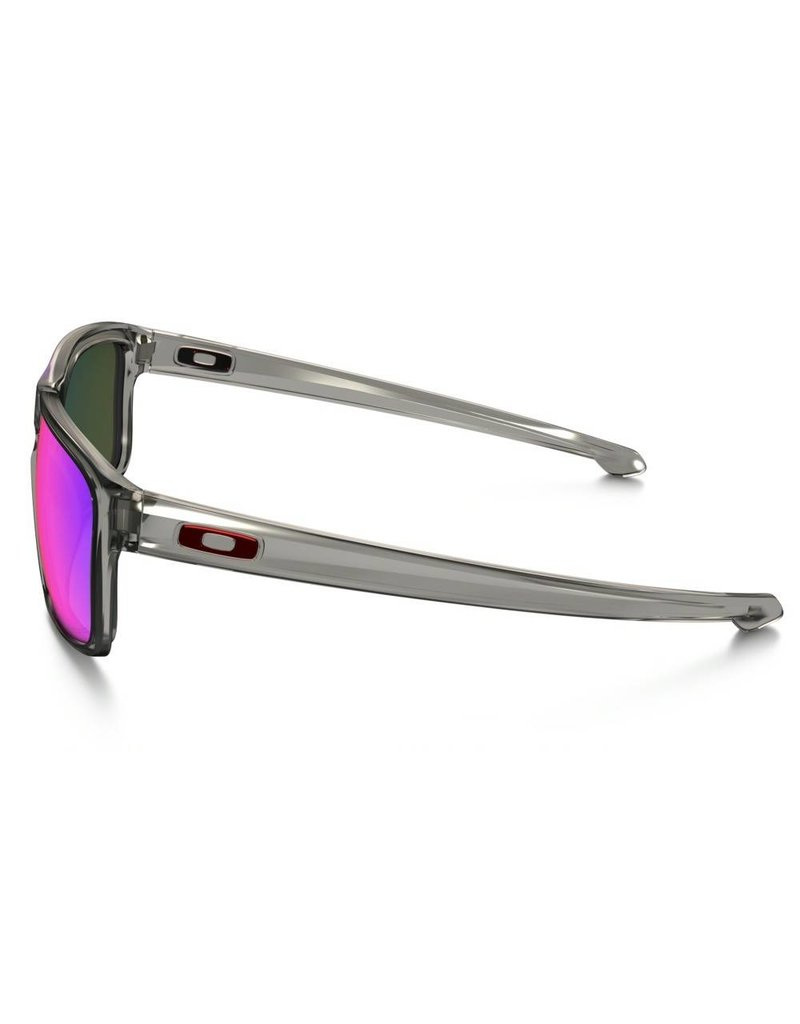 Oakley Sliver - Grey Smoke/Positive Red Iridium Polarized