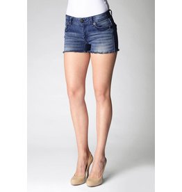 Laguna Beach Crystal Cove Rolled Cuff Shorts - Newport Medium