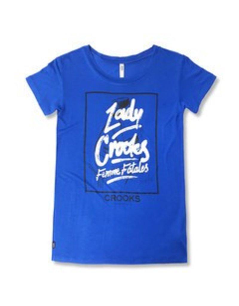 Crooks & Castles Perpetual - Lounge T-Shirt