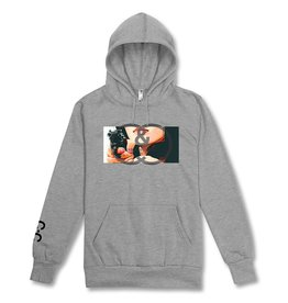 Crooks & Castles Showgirl Pullover - Heather