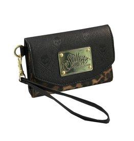 Sullen Leopard Logo - IPhone 5 Wallet