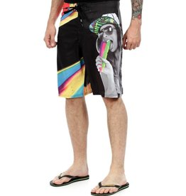 Unit Slush Boardshorts - Black