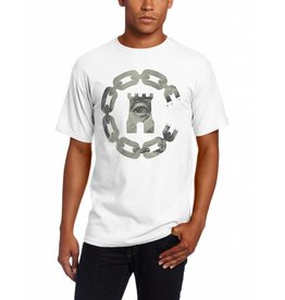 Crooks & Castles Currency Chain T-Shirt - White