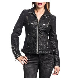 Affliction Black Horn Jacket