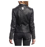 Affliction Black Horn Jacket