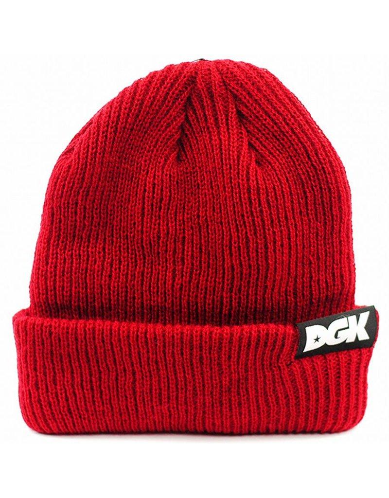 DGK Classic 2 Beanie Red