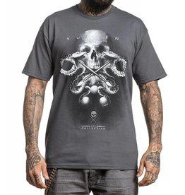 Sullen Julian Badge T-Shirt