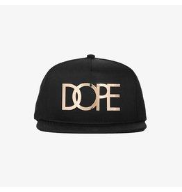 Dope 24K Snapback - Black