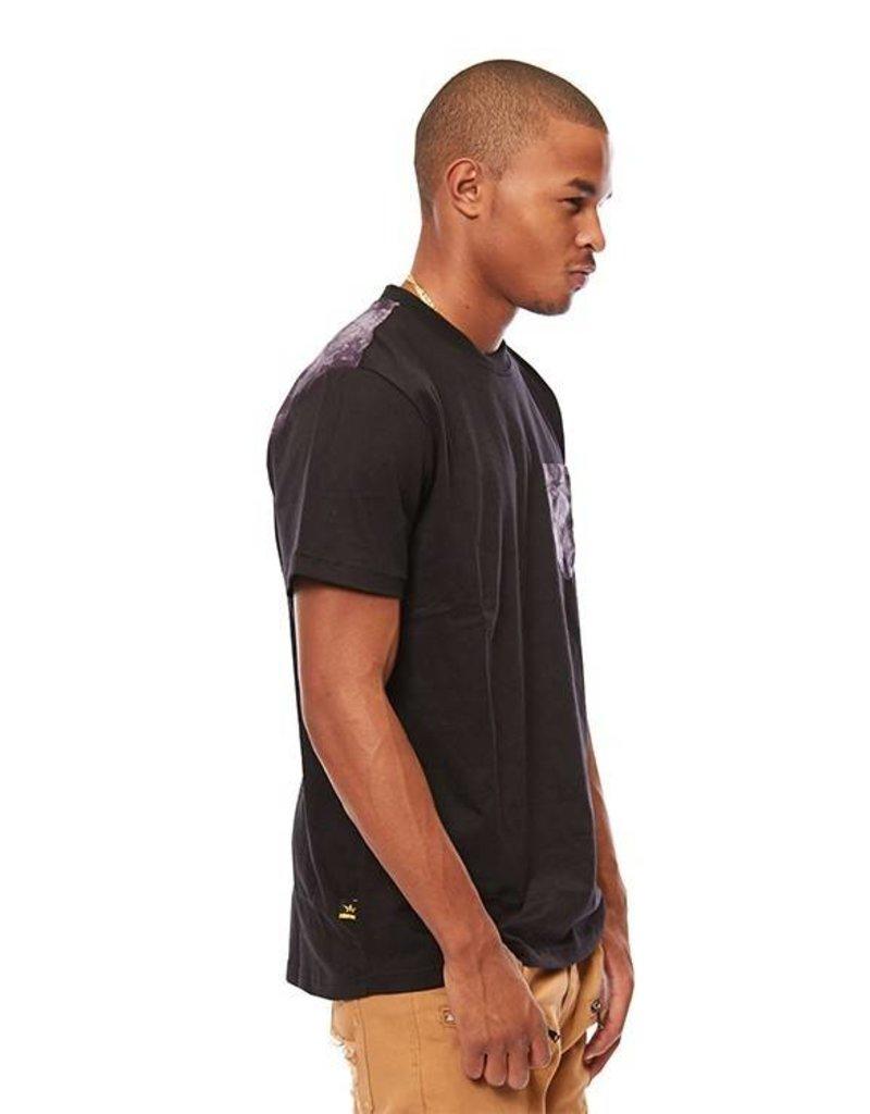 CODEONE Tie Dye Pocket T-Shirt