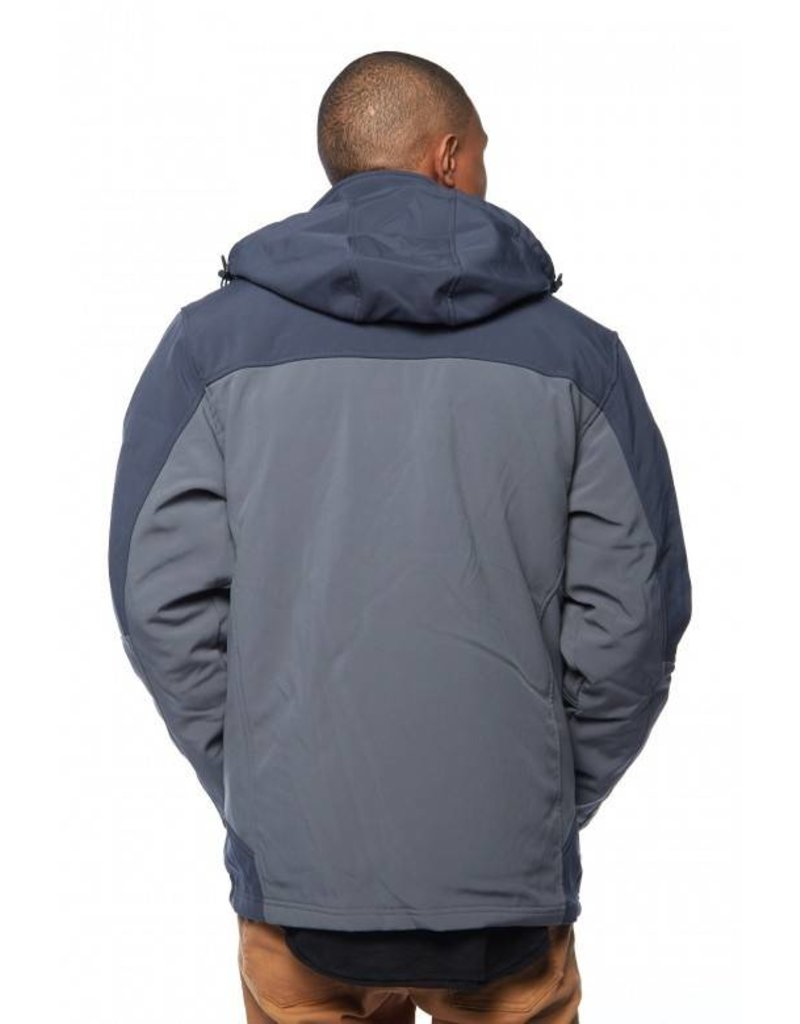 CBSports 3-in-1 Performance Jacket - Grey