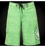 Affliction Break Boardshorts - Lime