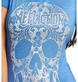Affliction Kelsey Skull