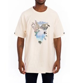 Crooks & Castles Departure T-Shirt - Crème