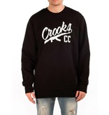 Crooks & Castles Chain AK Sweatershirt - Black