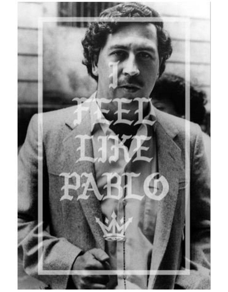 Mafioso Like Pablo T-Shirt - Black