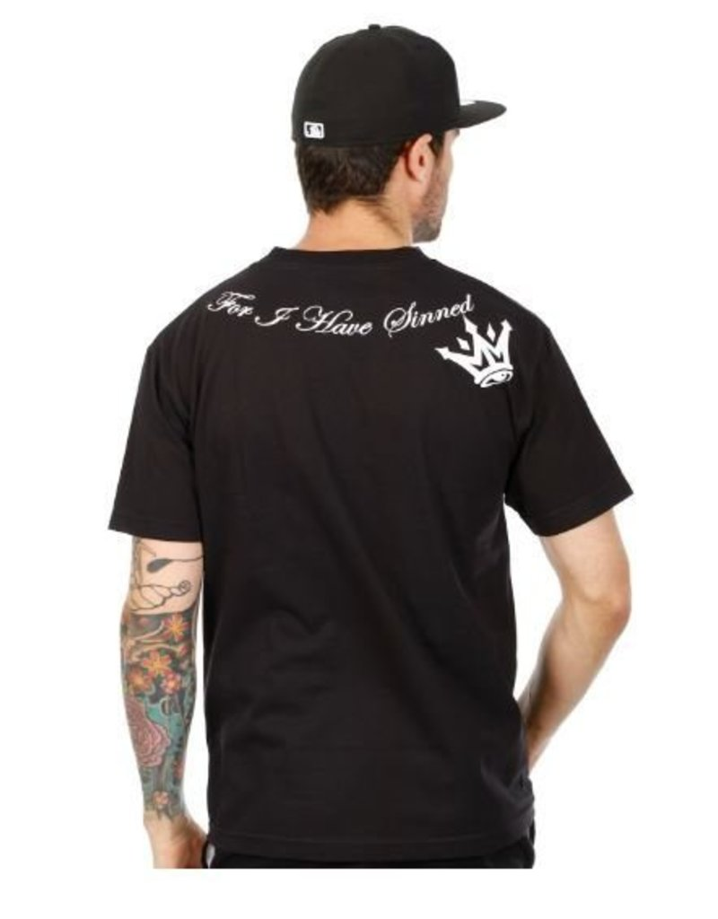 Mafioso Confessions T-Shirt - Black