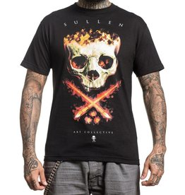 Sullen Dominic Holmes T-Shirt - Black