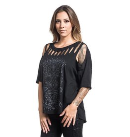 Sullen Gothic Lace Top