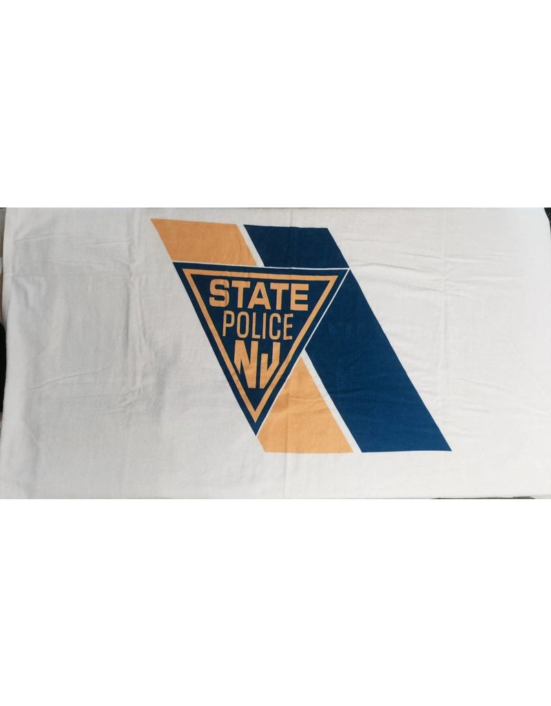 Pro Towel White Beach Towel