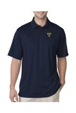 8220 Ultra Club Striped Jacquard Polo