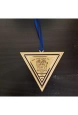 Badge Ornament