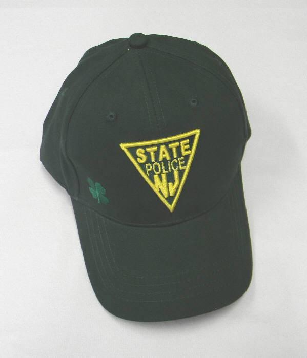 Hat Puff Green