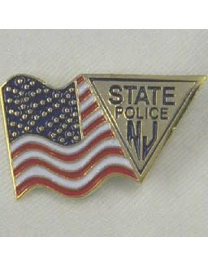 Flag/SP Lapel Pin