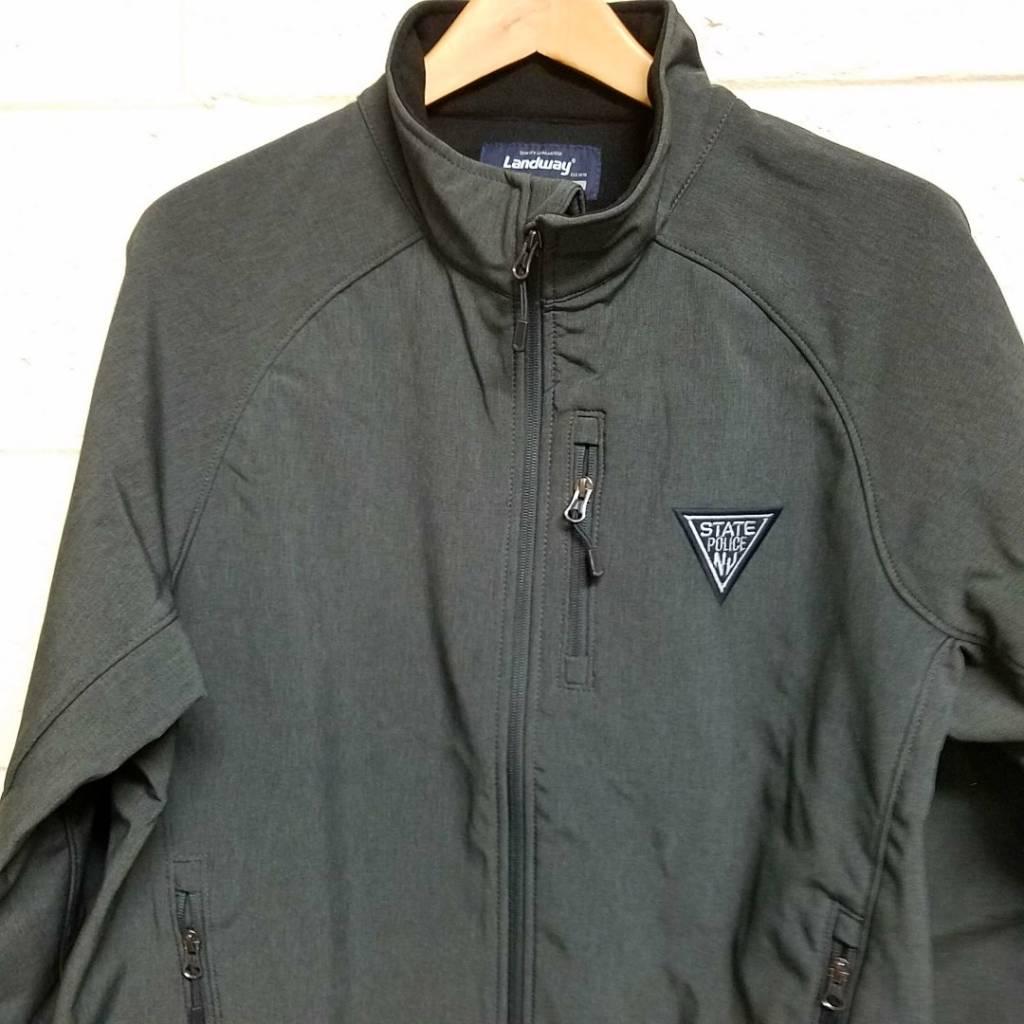 Matrix Jacket - Carbon Color