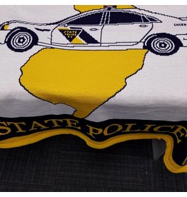 NJSP Vehicle Blanket