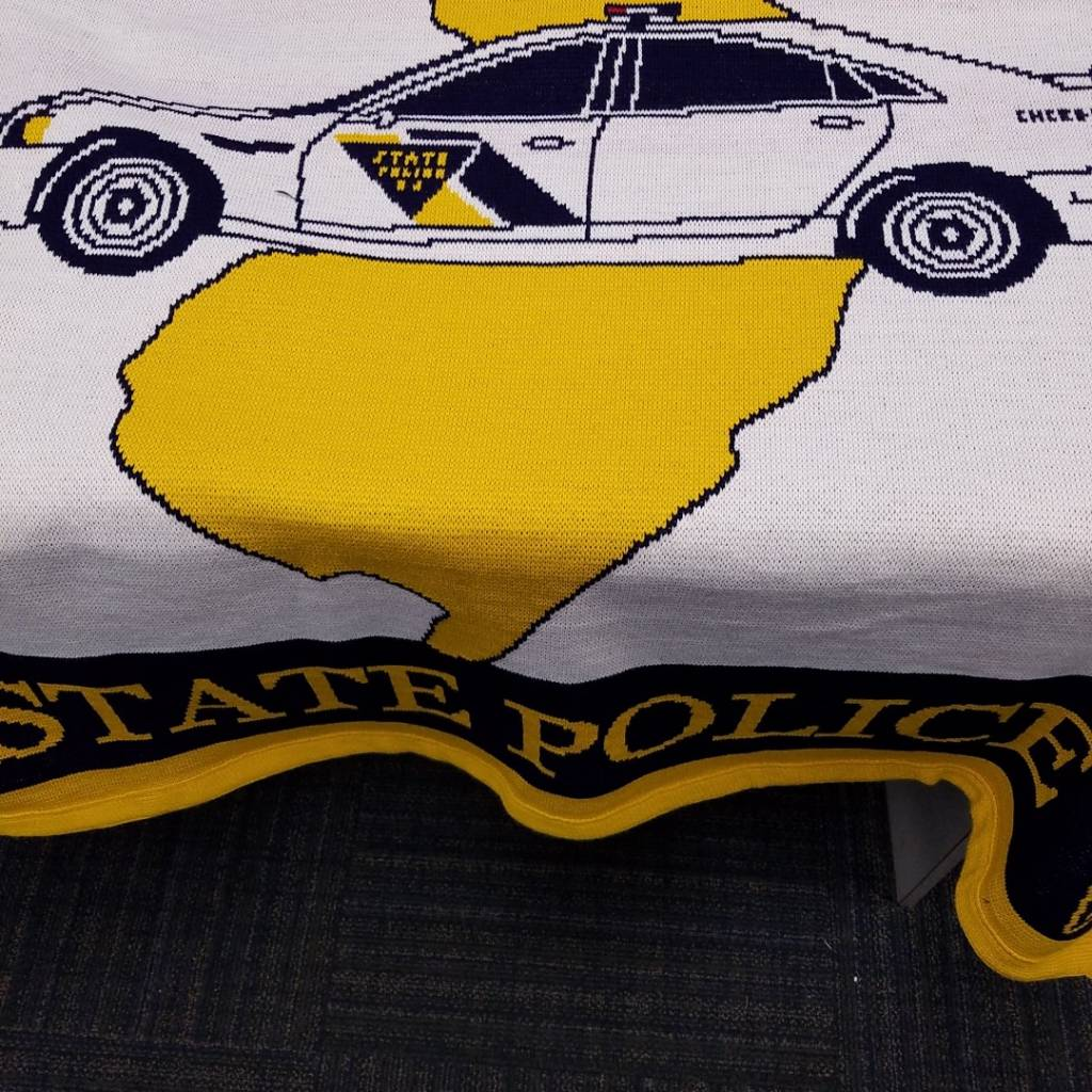 NJSP Vehicle Blanket